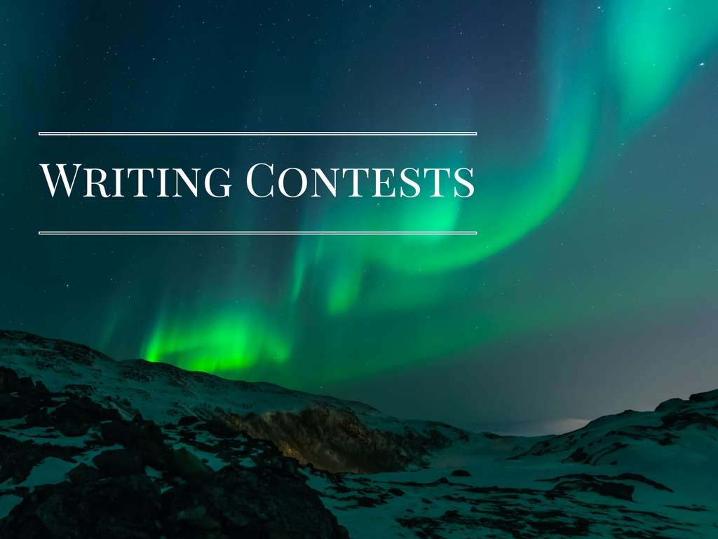 Teen writing contests, list of teen writing contests